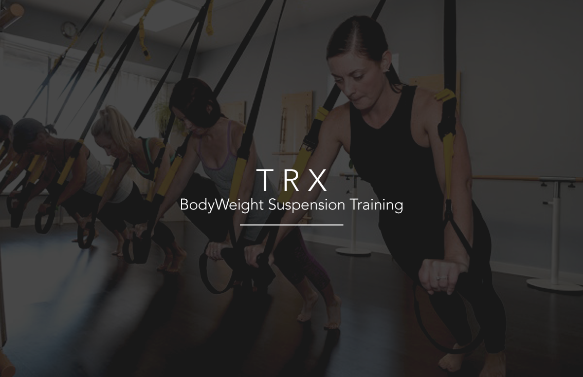TRX   |   BodyWeight Suspension Training